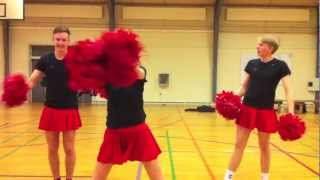 Video Oure Cheerleaders 12/13 (Håndbold Got Talent) download MP3, 3GP, MP4, WEBM, AVI, FLV September 2018