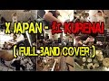 X JAPAN - 紅 Kurenai (Full Band Cover) の動画、YouTube動画。