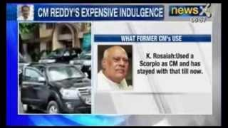 Gambar cover While Andhra burns, CM Kiran buys Luxury SUVs for his convoy - NewsX