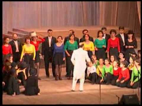 Alexander's Ragtime Band & Puttin on the Ritz - Armenian Radio and TV Chamber Choir