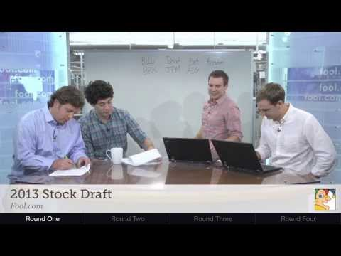 Financials Stock Draft | Where the Money Is - 8/15/13 | The Motley Fool