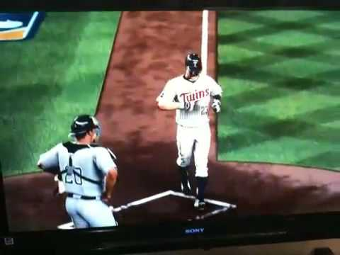 MLB 10 The Show: Best Buy Kiosk - Harris HR