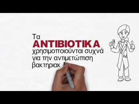 Όσα πρέπει να γνωρίζετε για τα Αντιβιοτικά (Video)