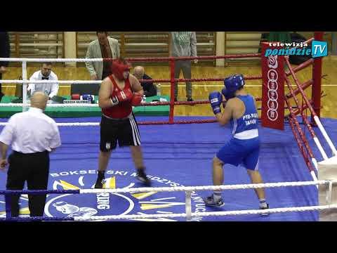 mecz bokserski