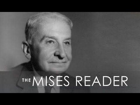The Mises Reader | Chapter 14: Labor Productivity, Wages, And Unemployment