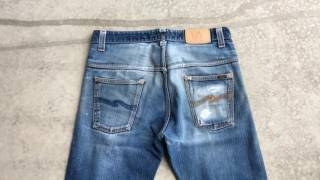 Damn Denim presents: Nudie Jeans Baggy Björn, 12 years old