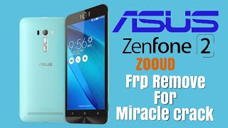 How to enable abd and remove frp on asus phone with miracle box