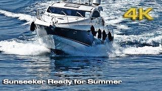 Sunseeker Ready for Summer [4K]