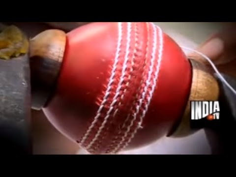 How Cricket Ball is Made?