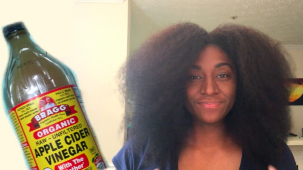 Youtube Apple Cider Vinegar Rinse Natural Hair