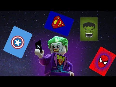 Мультик Лего Фабрика Героев Все серии на русском