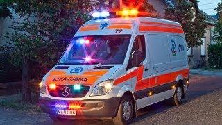 Amikor a fénynek hangja van V. (Hungarian ambulance)