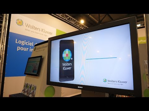 Interview Wolters Kluwer - Install Day 2018 Brussel