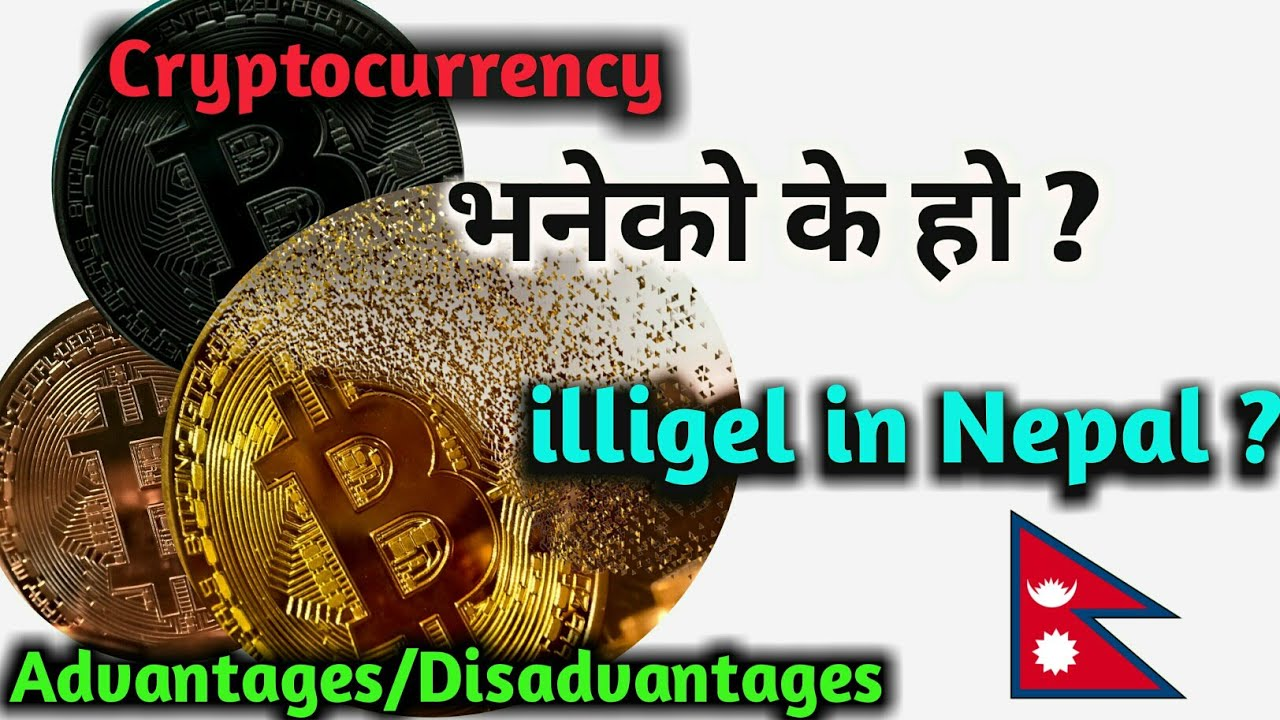 bitcoin nepál