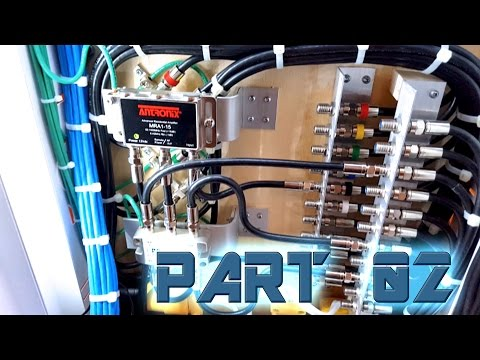 Electrical Closet Re-Wire & Rehab (Part 2)