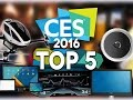 Top 5 du CES 2016 - Test Mobile