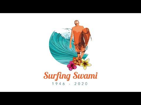 Surfing Swami / Swami Narasingha (1946 - 2020) - A Tribute