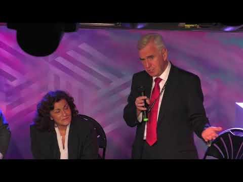 Highlights of John McDonnell's speech to #TWT17