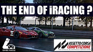 ASSETTO CORSA COMPETIZIONE  - THE END OF iRACING ?