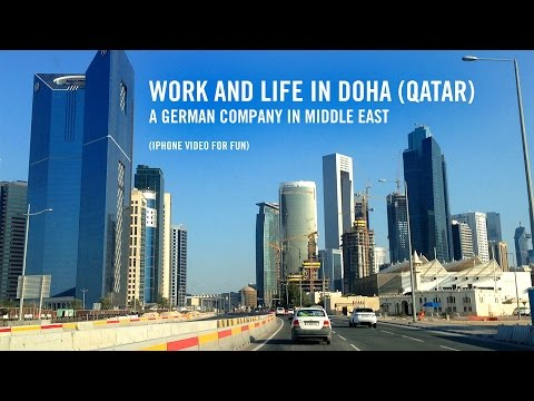 Work and life in Doha (Qatar)