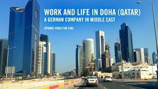 Work and life in Doha (Qatar)