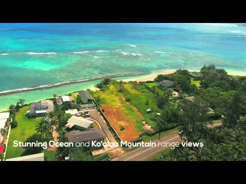 55-295 Kamehameha Hwy: Prime Beachfront Land + Private Beach Cove