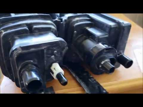 2001 Honda Accord EX 3.0 V6 Vapor Canister Shutoff Valv ...