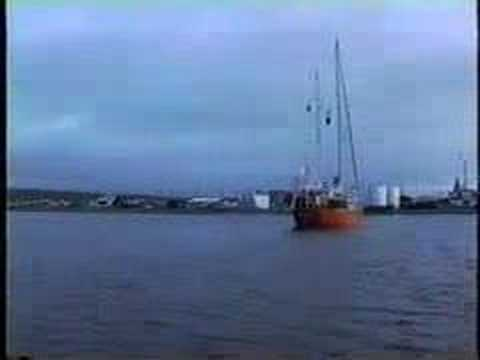 Sailing for Arctic Ocean (Sub-sea permafrost project)