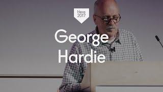 Here 2017: George Hardie