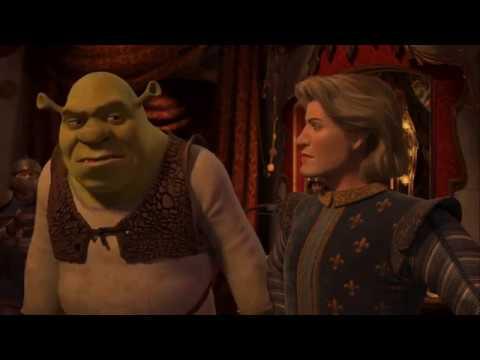 Shrek The Third Shrek Meets Charming Youtube