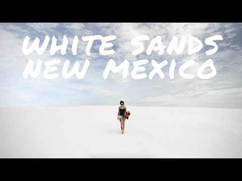 White Sands, New Mexico | The World's Great Natural Wonder