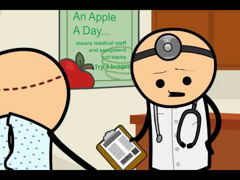 No Brainer - Cyanide & Happiness Shorts