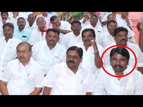 Financier anbuchezhian in CM Function