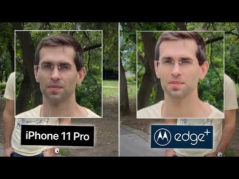 Motorola Edge Plus vs iPhone 11 Pro Max: Camera Comparison