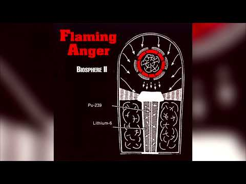 Flaming Anger - Biosphere II (Full album HQ)