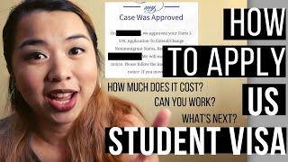 Paano mag apply ng student visa sa America? | F1-Visa Success Story