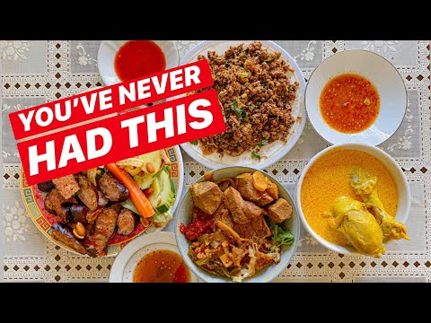 AUTHENTIC Northern THAI FOOD in San Jose