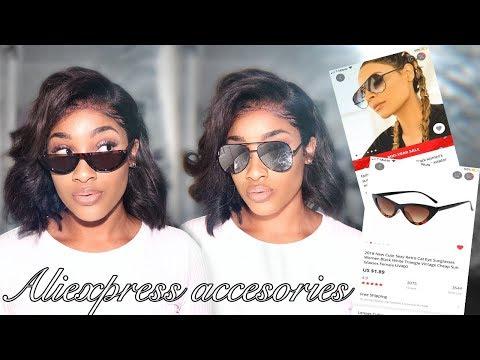Aliexpress Accessories Haul!  IT'S ALL PERFECT| Cassiekaygee