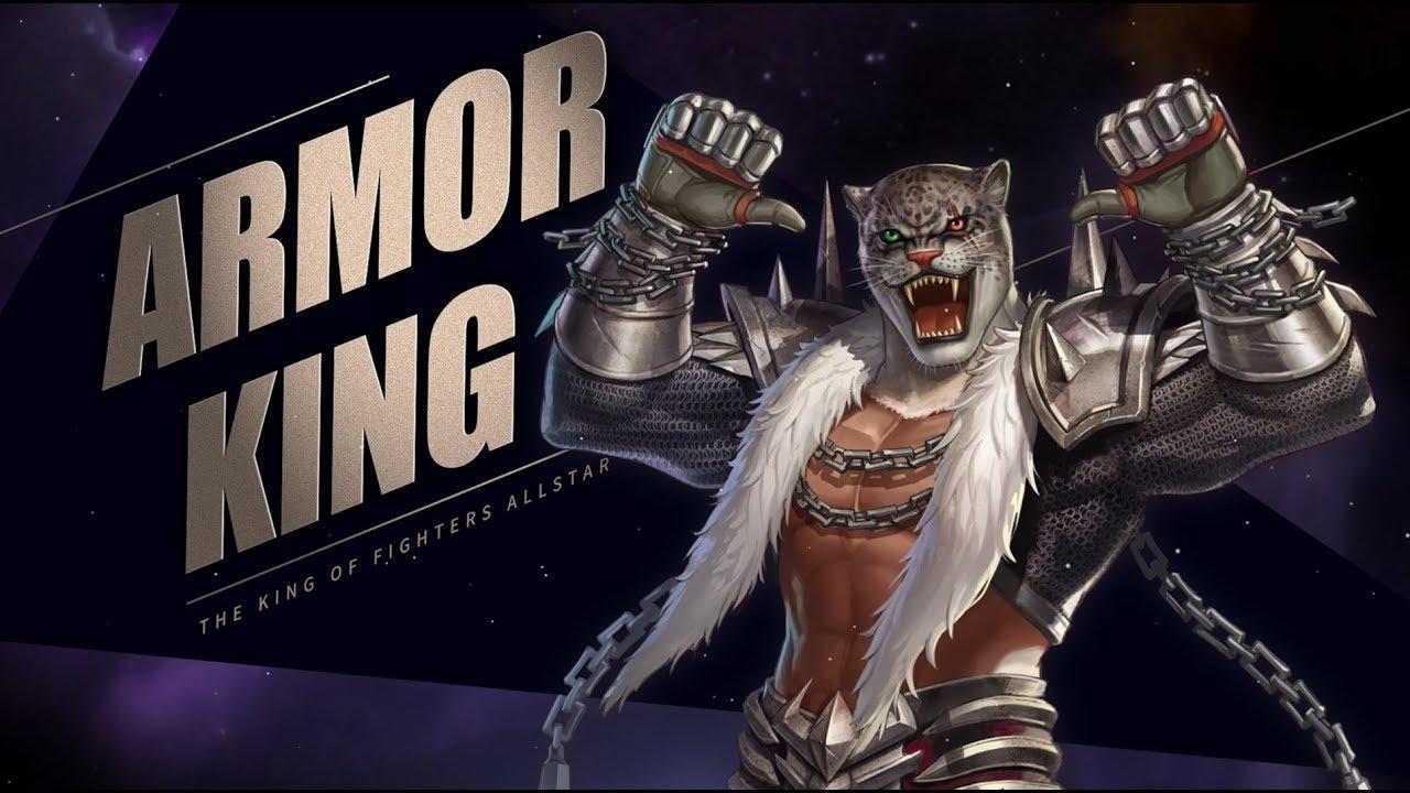11 26 Tekken Collaboration Update Details The King Of Fighters