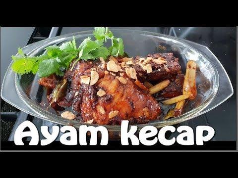 resep-ayam-kecap-pedas-dan-cara-membuatnya