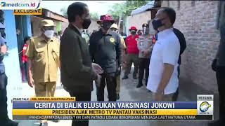 Presiden Jokowi: Percepatan Vaksinasi adalah Kerja Gotong Royong