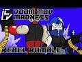 watch he video of Rebel Rumble - Doom Mod Madness