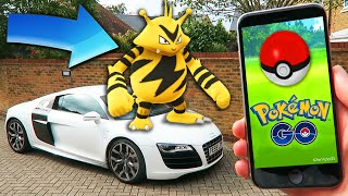 NEW LEGENDARY RAID - THE HARDEST ONE YET! - Pokemon GO