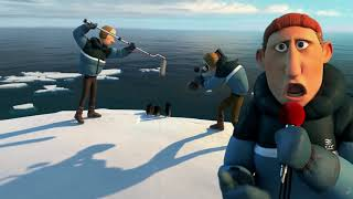 Official First Four and a Half Minutes | PENGUINS OF MADAGASCAR Full HD 1080p