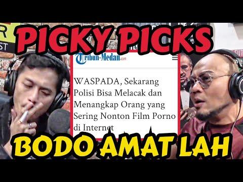 Picky Picks, Sebodo Amat Lah‼️- Deddy Corbuzier Podcast