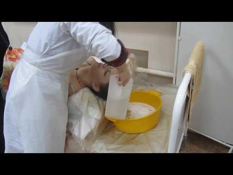 Уход за головой лежачих больных павский дом-интернат для престарелых и инвалидов
