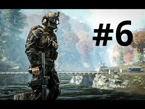 Battlefield 4 Gameplay Walkthrough Part 6 - Campaign Mission 4 - Singapore!! (BF4)
