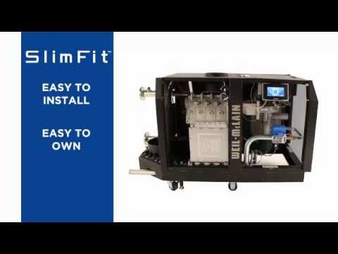 SlimFit Commercial Condensing Gas Boiler - YouTube