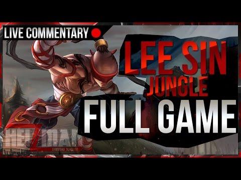 Lee Sin Jungle Carry