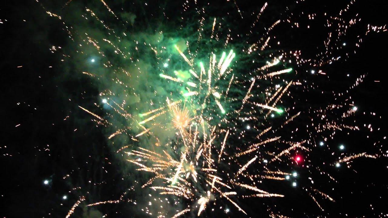 Best Backyard Fireworks best backyard firework finale 2014 - youtube